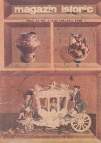 Magazin Istoric, Nr. 1 - Ianuarie 1986