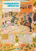 Magazin istoric, Iulie 1971
