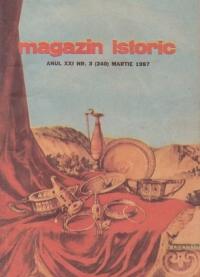 Magazin istoric, Martie 1987
