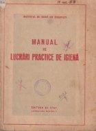 Manual lucrari practice igiena