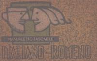 Manualetto tascabile italiano-romeno