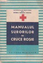 Manualul surorilor de Cruce Rosie