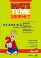 MATEMATICA. CLASA A V-A. PARTEA A II-A. 2006-2007
