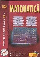 Matematica - Manual pentru clasa a XI-a, M2