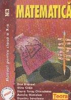 Matematica (M3) - manual pentru clasa a X-a