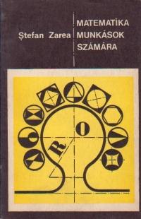 Matematika Munkasok Szamara (Matematica pentru muncitori / limba maghiara)