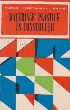 Materiale plastice in constructii