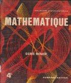 Mathematique Serie Rouge