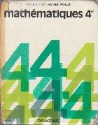 Mathematiques - Classe de Quatrieme (4e)