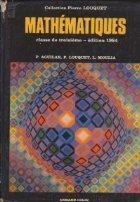 Mathematiques Classe troisieme edition 1984