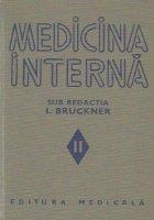 Medicina interna, Volumul al II-lea
