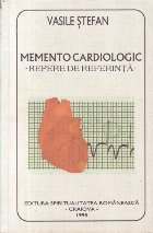 Memento cardiologic Repere referinta