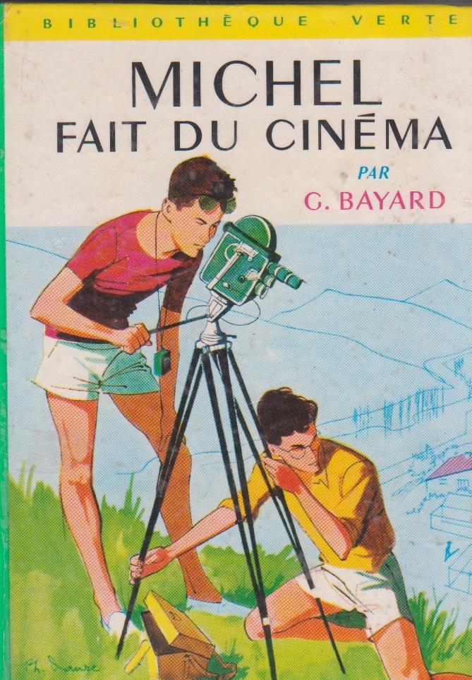 Michel fait du cinema