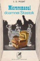 Microromanul doamnei Stastok