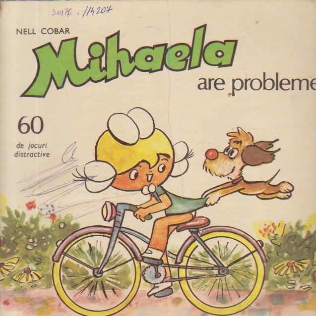 Mihaela are probleme - 60 de jocuri distractive (Carte-Joc)