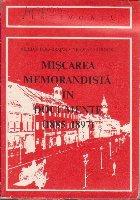 Miscarea Memorandista in Documente (1885-1897)