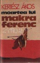 Moartea lui Makra Ferenc