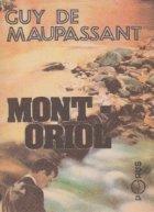 Mont-Oriol (roman)