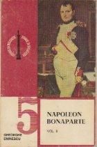 Napoleon Bonaparte, Volumul al II-lea