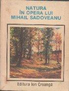 Natura opera lui Mihail Sadoveanu