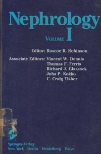 Nephrology, Volume I