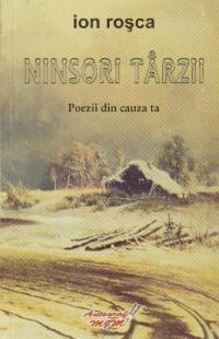 Ninsori tarzii - Poezii din cauza ta (Cu dedicatia autorului)