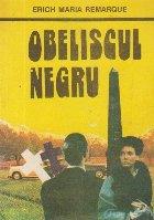 Obeliscul Negru Povestea unui tineret
