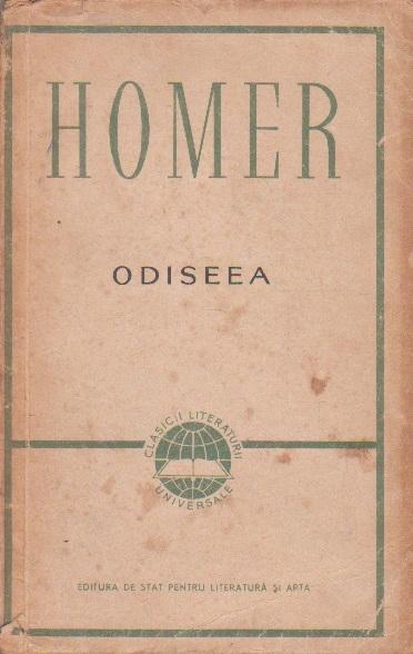 Odiseea, Editie 1959