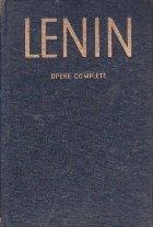 Opere Complete - Lenin, Volumul 35 (Octombrie 1917-Martie 1918)