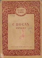 Opere - C. Hogas