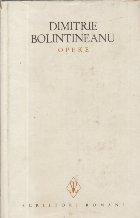 Opere Poezii (Dimitrie Bolintineanu)