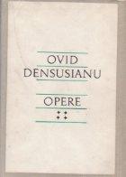 Opere, Volumul al IV-lea