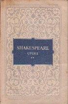 Opere, Volumul al II-lea (Shakespeare)
