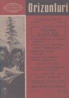 Orizonturi - Revista Pacii, Iunie 1959
