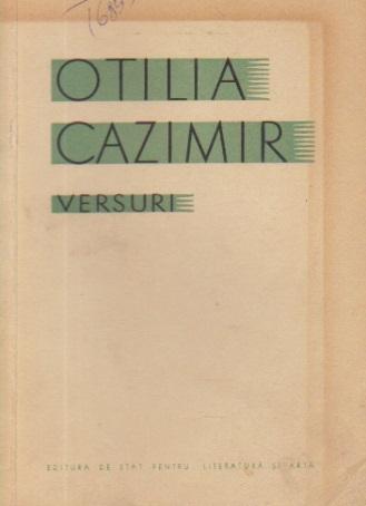 Otilia Cazimir - Versuri