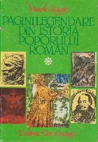 Pagini din istoria poporului roman, Volumul I