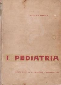 Pediatria, Volumul I