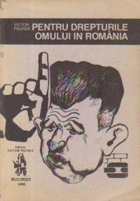 Pentru drepturile omului in Romania