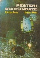 Pesteri scufundate