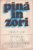 Pina in zori - Antologie de nuvele contemporane israeliene