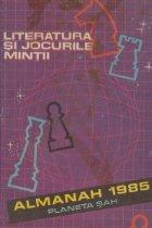 Planeta Sah Almanah 1985 Literatura