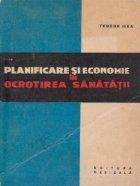 Planificare si economie in ocrotirea sanatatii