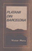 Platanii din Barcelona