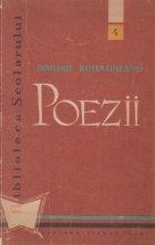 Poezii Dimitrie Bolintineanu