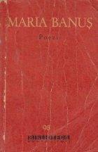 Poezii - Maria Banus