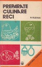 Preparate culinare reci (editia a II-a, imbunatatita)