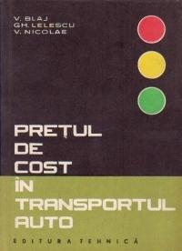 Pretul de cost in transportul auto
