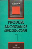 Produse anorganice semiconductoare