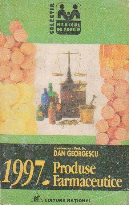 Produse farmaceutice 1997