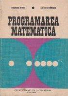 Programarea matematica